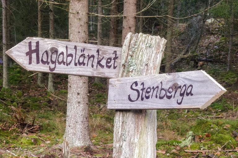Hagablänket & Stenberga